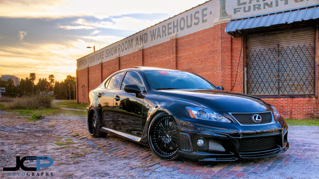 Lexus IS-F by Jason Collin Photography