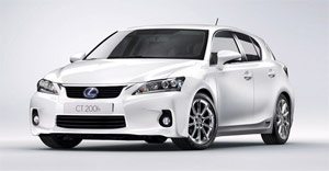 Lexus CT 200h Reader Review