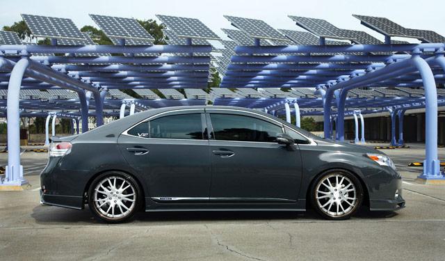 Lexus HS 250h by VIP Auto Salon