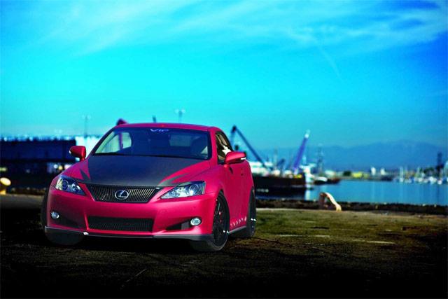 Lexus IS 350C by VIP Auto Salon