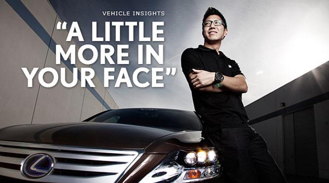 VIP Auto Salon Clark Ishihara in Lexus Magazine