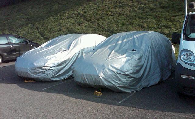 2012 Lexus GS Undercover
