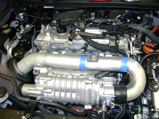 Lexus ct200h supercharger kit