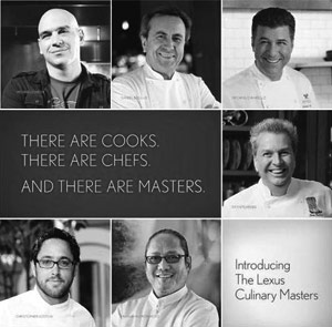 Lexus Culinary Masters @ Pebble Beach