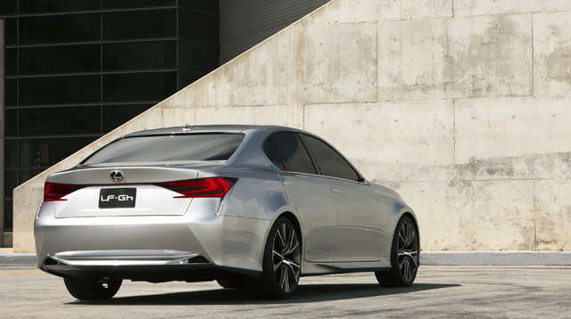 Lexus LF-Gh Photo Gallery