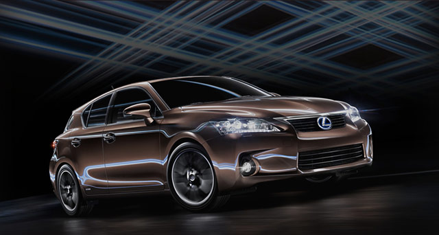 Lexus CT Remixes Project