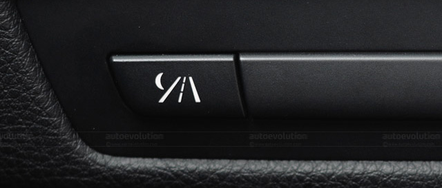 BMW Nightvision Button