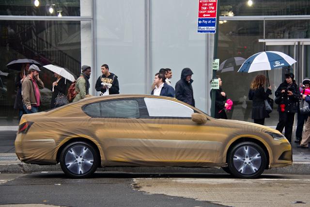 Lexus LF-Gh Marker Wrap