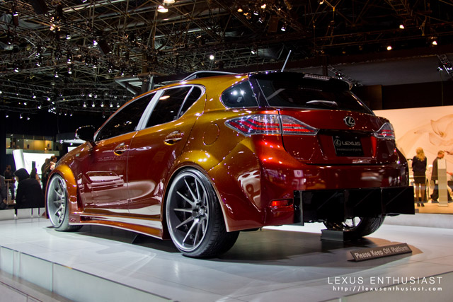 Lexus CT 200h Supercharged by Fox Marketing