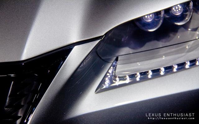 Lexus LF-Gh Desktop Wallpaper by krew
