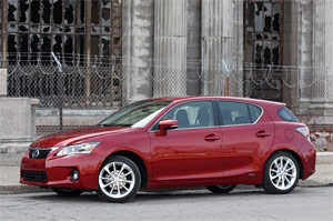 Lexus CT 200h Review by Autoblog