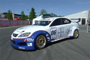 Lexus IS F in Supercar Series