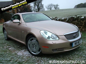 Lexus SC 430 Review