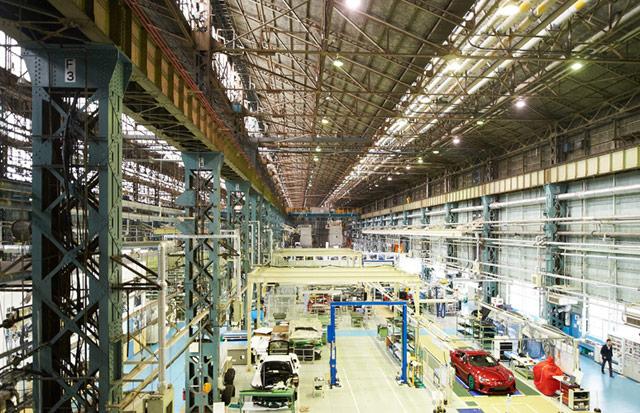 Lexus LFA Works Motomachi Plant 1