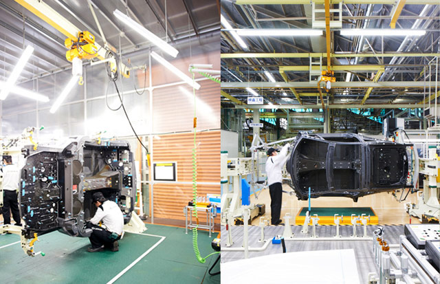 Lexus LFA Works Motomachi Plant 2