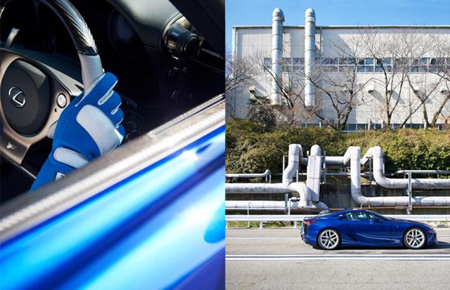 Lexus LFA Works Motomachi Plant 4