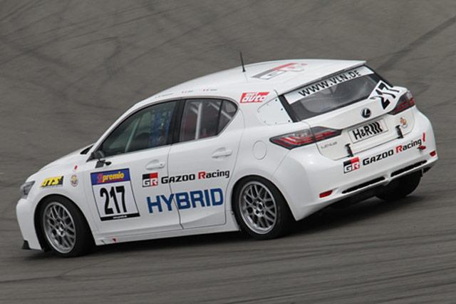 Lexus CT Racing Concept 1