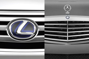 Comparison: Lexus LS 600hL vs. Mercedes S400 Hybrid