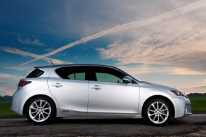 Lexus CT 200h Autoweek Review