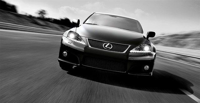 Lexus IS-F Coupe or Sedan?