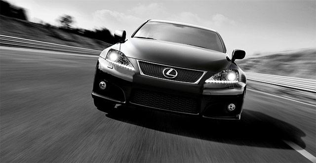 Lexus IS-F Coupe or Sedan?