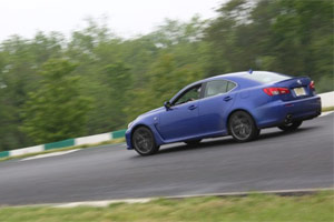 Lexus IS-F Review from TTAC