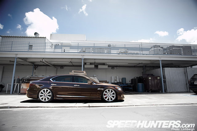 Lexus LS 600hL by VIP Auto Salon
