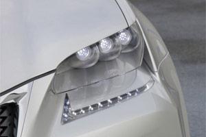 Lexus LF-Gh at Australian Motor Show