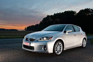 New York Times Review of the Lexus CT 200h