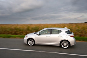 Lexus CT 200h Automobile Magazine Review