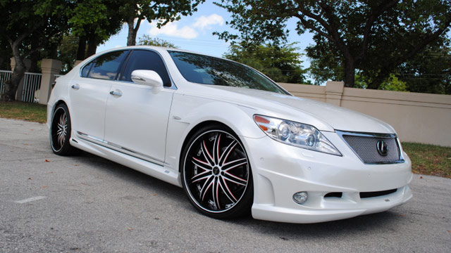 Lexus LS 460L by JM Custom Creations