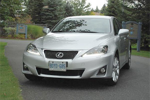 Lexus IS 350 AWD Autos.ca