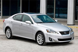 Lexus IS 350 AWD National Post