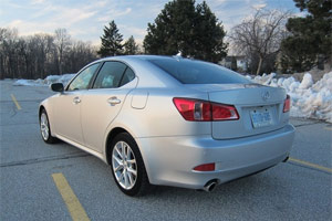Lexus IS 350 AWD Sympatico