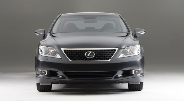 Lexus LS 460 Touring Edition