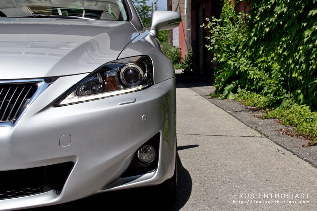 2011 Lexus IS 350 AWD LED Headlight