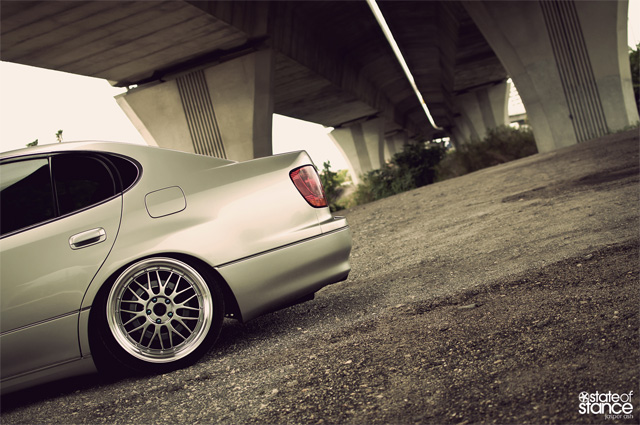 Lexus GS 300 State of Stance Rear