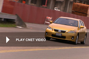 Lexus CT 200h Tech Review by CNET's Brian Cooley'