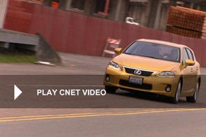 Lexus CT 200h Tech Review by CNET's Brian Cooley'