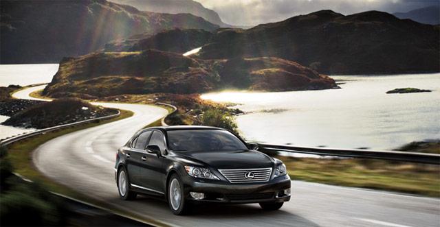 Lexus LS 460 Tops 2011 J.D. Power Initial Quality Study