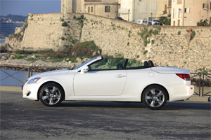 Lexus IS 250C Special Edition