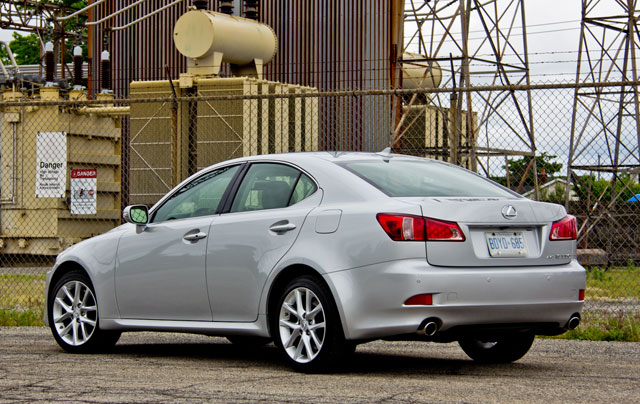 Lexus IS 350 AWD