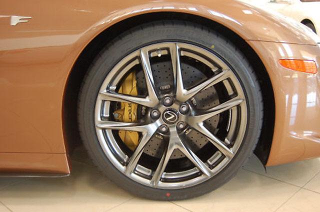 Lexus LFA for sale on eBay Herb Chambers