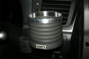 Lexus CT 200h Cup Holder by TOM's