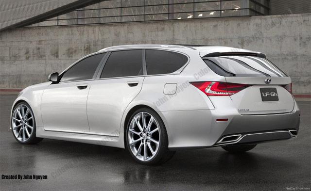Lexus Gs Wagon >> Imagining A Next Gen Lexus Gs Wagon Lexus Enthusiast