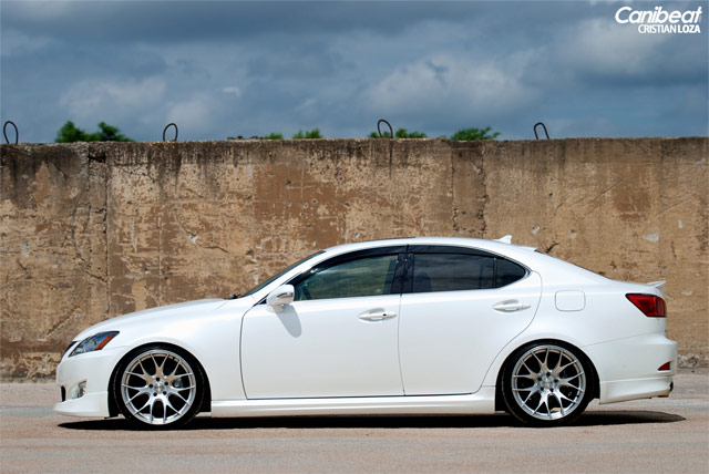 Lexus IS 250 Canibeat