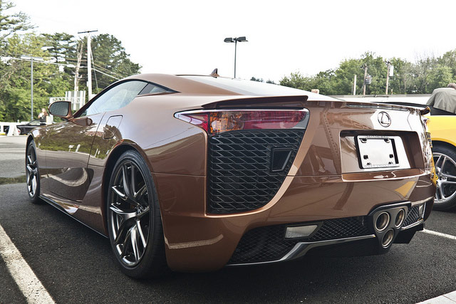 Pearl Brown Leuxs LFA #095