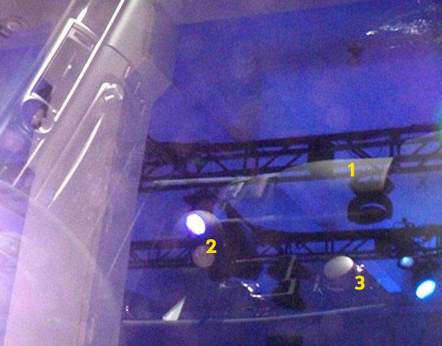 Lexus LF-Gh Interior Closeup Two