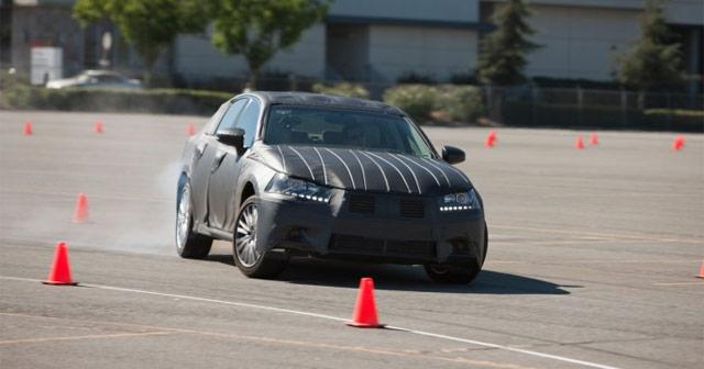 2012 Lexus GS 350 Power Sliding