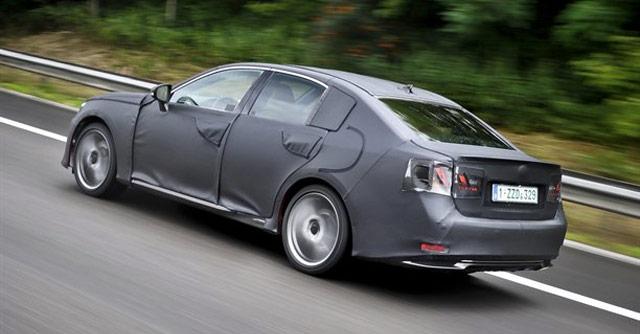 2012 Lexus GS 450h